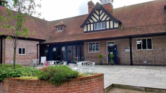 Strabane, UK: The 1861 restaurant and museum.
