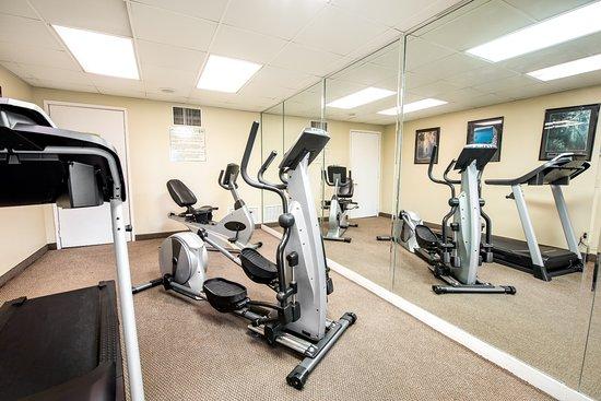 جراند بلازا هوتل برانسون: Fitness Center
