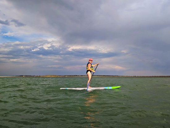 Rocky Mountain Paddleboard