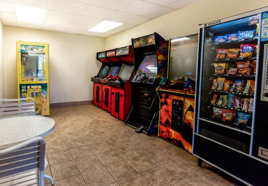 Grand Plaza Hotel Branson: Game Room