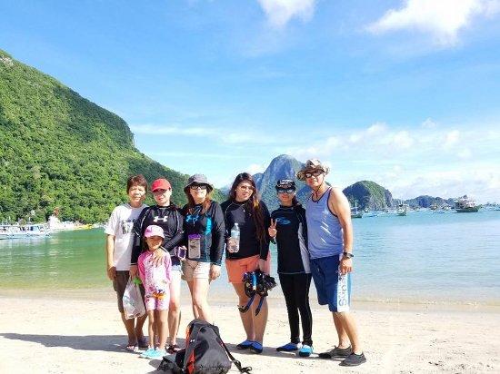 Casa Cecilia : Ready for island hopping
