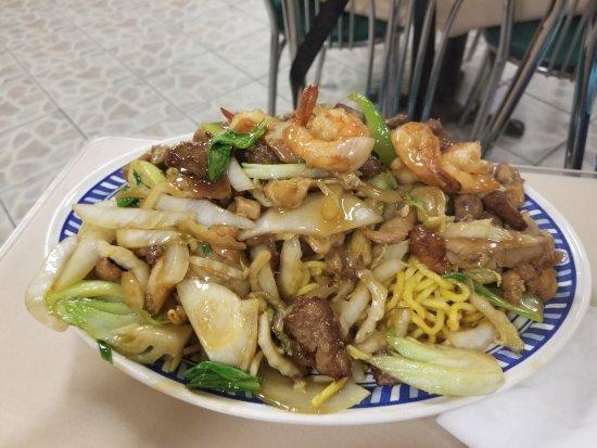 Paterson, Nueva Jersey: Buena comida