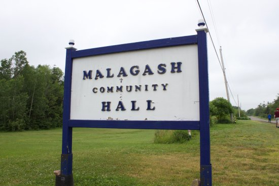 Malagash, Canada: the museum
