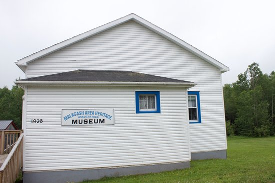 Malagash, Kanada: the museum