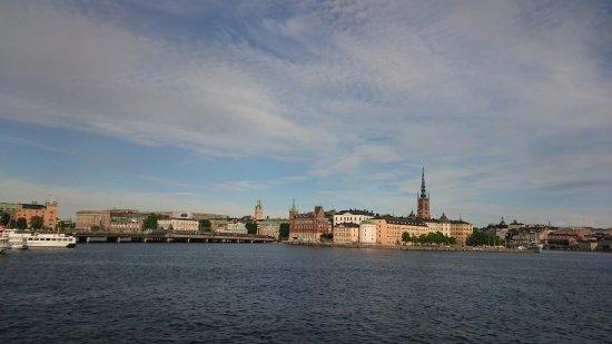 Stockholm Canals : вид на старый город