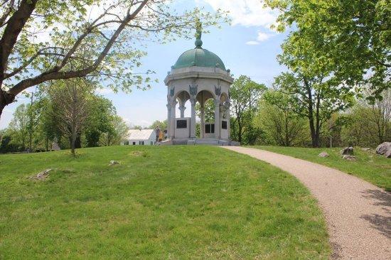 Sharpsburg, Μέριλαντ: Antietam