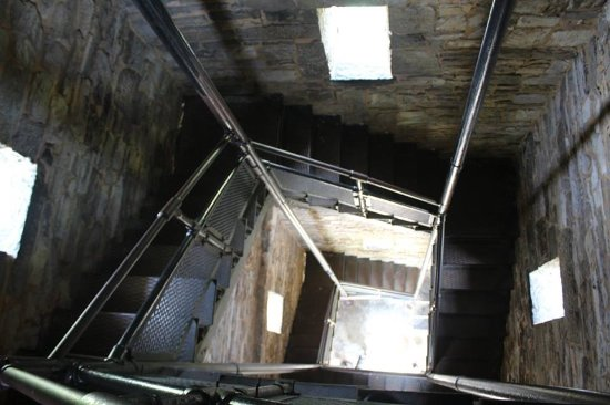 Sharpsburg, MD: Inside the tower