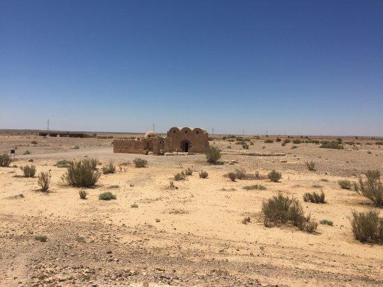 Azraq, Jordânia: palazzo reale