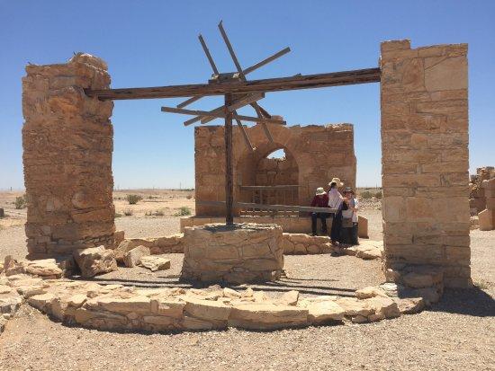 Azraq, Jordan: pozzo