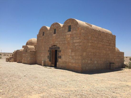 Azraq, Jordan: palazzo