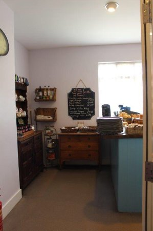 Mrs Knott S Tea Room