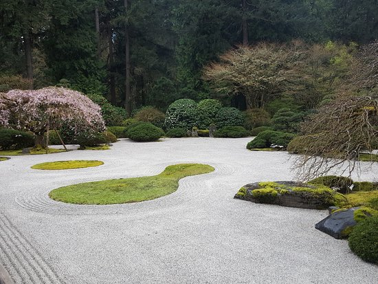 Portland Japanese Garden View Picture Of Portland Japanese Garden Portland Tripadvisor