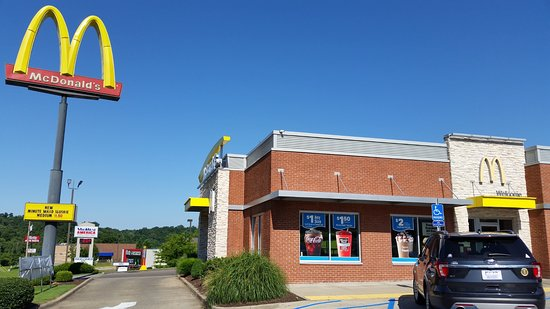 Scottsville, KY: Restaurant parking