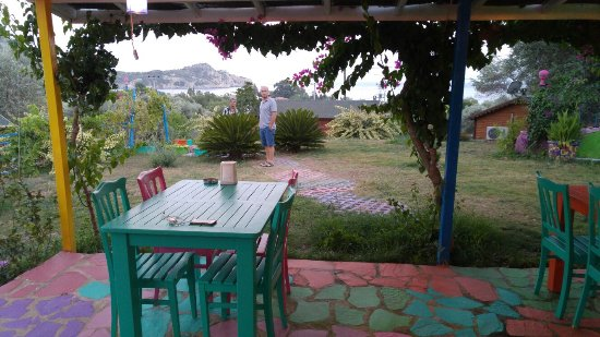 Mesudiye, Tyrkia: Babil bahçe
