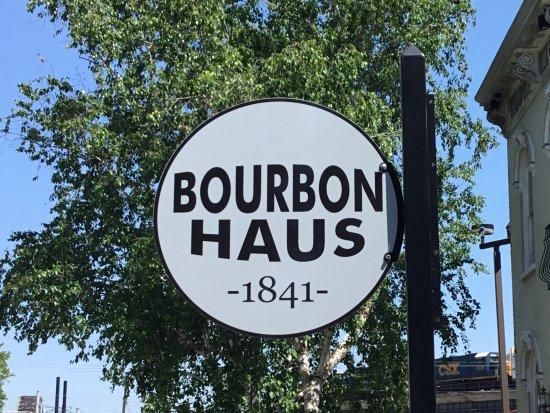 Covington, KY: Bourbon Haus 1841