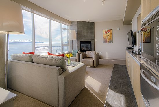 The Sidney Pier Hotel & Spa : The Signature Pier One Bedroom Suite