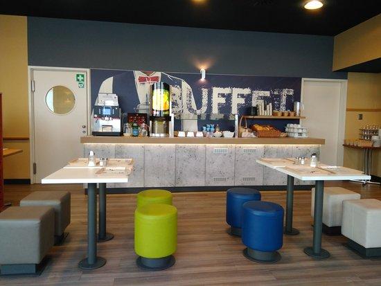 Ibis Budget Graz City: Café da manhã