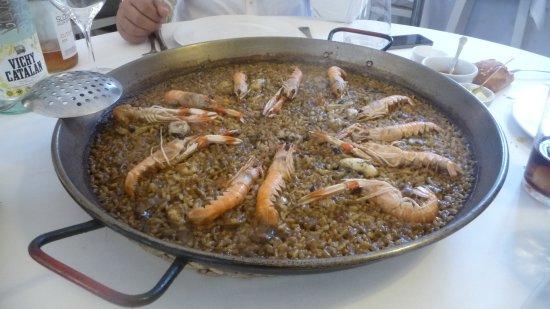 Meliana, España: Paëlla