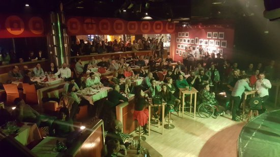 Coloseum Club: Stand Up Comedy - The night of laughter :)