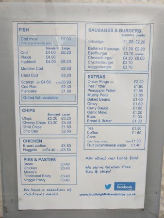 Budleigh Salterton, UK: Premier Cafe