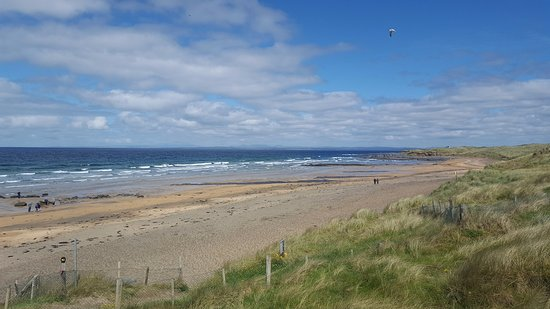 Atlantic View Cottages: Fanore beach