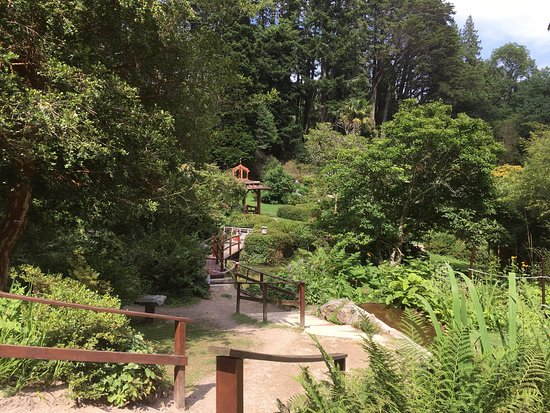 Picture Of Powerscourt Gardens And House Enniskerry Tripadvisor