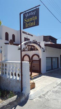 Santa Irini Hotel Bild