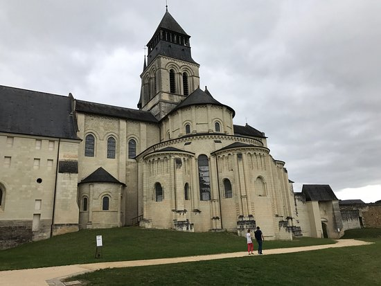 Fontevraud-l'Abbaye, France: photo8.jpg