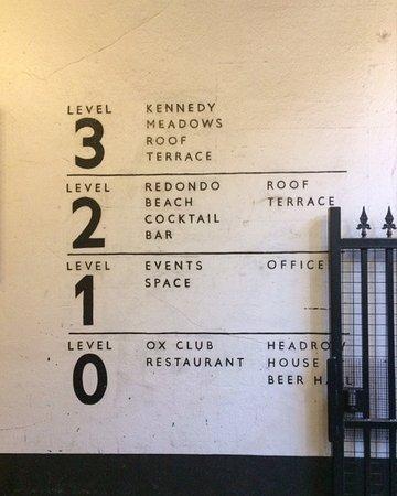 Ox Club : Headrow House
