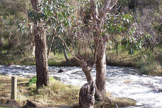 Gidgegannup, Australia: Noble falls