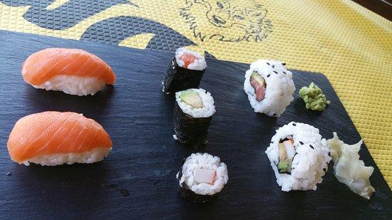 Wolf: Sushi