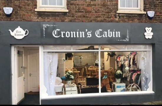 Brighton and Hove, UK: Cronin's Cabin