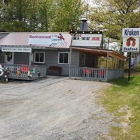 The Kraken Fresh Seafood Restaurant Takeout