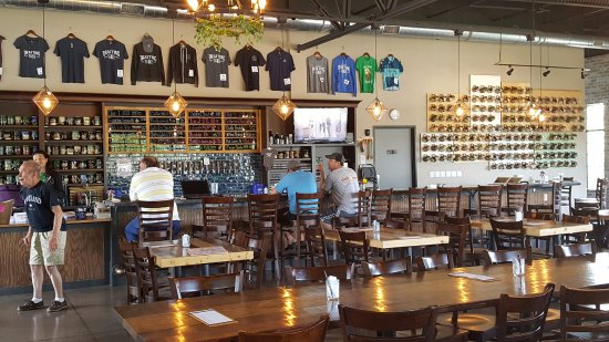 Wixom, MI: Nice Craft Brewery