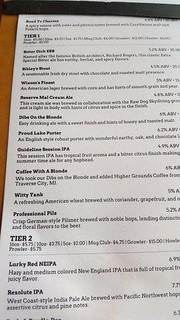 Wixom, Μίσιγκαν: Good list of beers