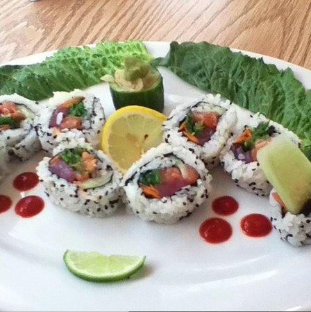 Dover, VT: Sushi