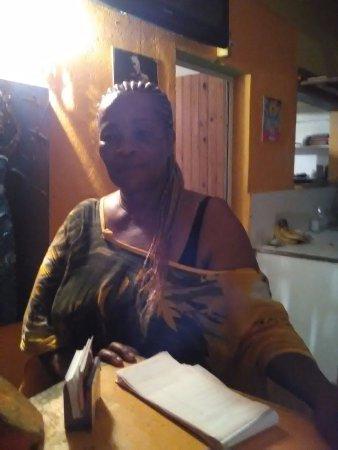 Saint Louis, Guadeloupe: Madame Jacqueline