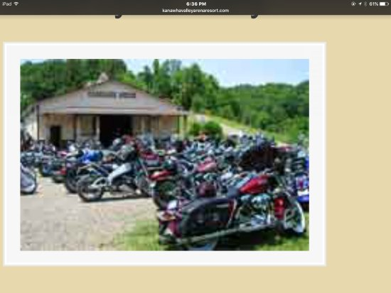 Hillsville, Virginie : Several Bike Rallies yearly( July 14& 15 2017 ) , many for charities