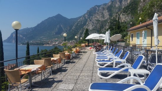 Hotel Villa Dirce Limone Sul Garda Lago Di Garda