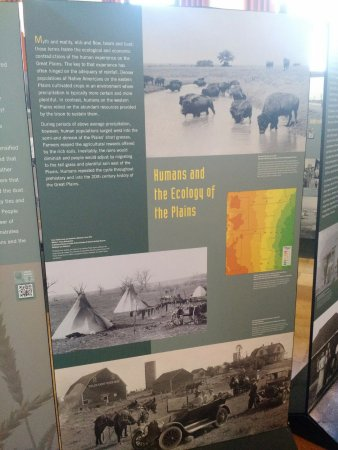 Sand Springs, OK: Dust Bowl History Display was very educational