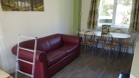 uncomfortable couch. Trabolgan Holiday Village: The Sitting Room With A Uncomfortable Couch U