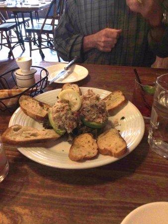 Bouchon Restaurant Asheville Menu
