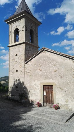 Pennabilli, Włochy: Castello di Bascio