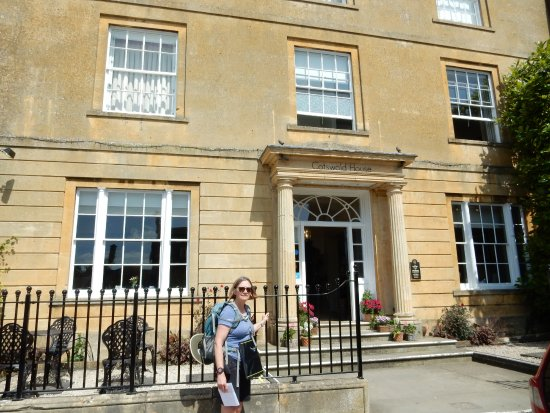 Cotswold House Hotel & Spa: view from street