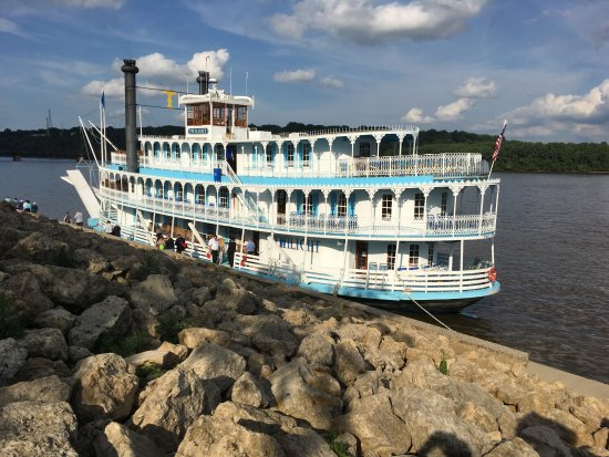 Photo3jpg  Picture Of Riverboat Twilight Le Claire  TripAdvisor