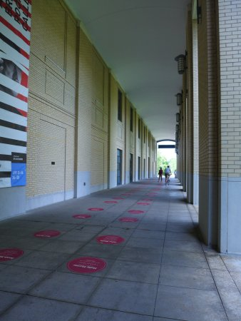 Each Labelled Tile Highlights A CMU VIP Picture Of Carnegie Mellon - Discount tile pittsburgh