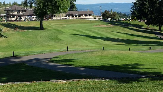 Shuswap Lake Golf Course at Blind Bay