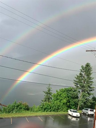 Kaslo, Canadá: This place is Double Rainbows Good....