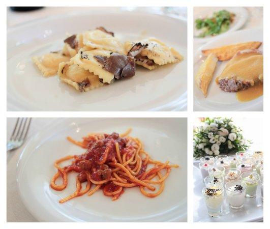 Borgo Spoltino: pranzo