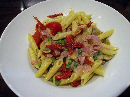 Vincennes, IN: Scilian pasta